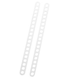 Permanentstaafjes - lang - 140 mm - 50 stuks