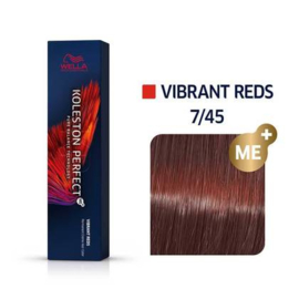 Wella Koleston Perfect ME+ - Vibrant Reds - 7/45 - 60 ml