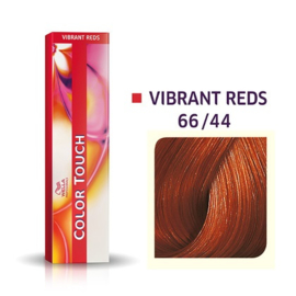 Wella Color Touch - Vibrant Reds - 66/44 - 60 ml
