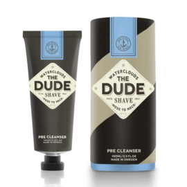 Waterclouds The Dude Shave Pre Cleanser - 100 ml