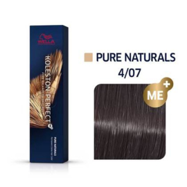 Wella Koleston Perfect ME+ - Pure Naturals - 4/07 - 60 ml