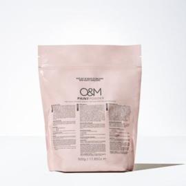O&M Paint Powder - 500 gr