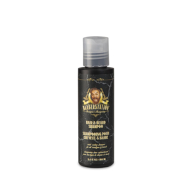 Barberstation Hair & Beard Shampoo Travelsize - 100 ml
