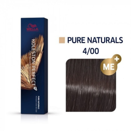 Wella Koleston Perfect ME+ - Pure Naturals - 4/00 - 60 ml