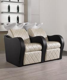 Wash Unit Salon Ambience Luxury+ - 2 seater