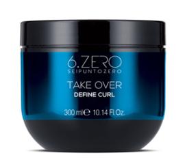 6.Zero Take Over Define Curl - Mask - 300 ml