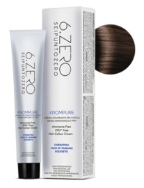 6.Zero Krompure - 6.7 Dark Brown Blonde - 100 ml