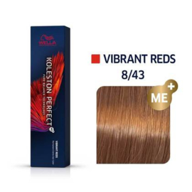 Wella Koleston Perfect ME+ - Vibrant Reds - 8/43 - 60 ml