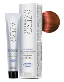 6.Zero Krompure - 7.44 Intense Copper Blonde - 100 ml