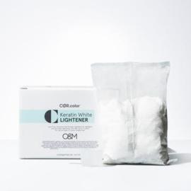 O&M Keratin White Lightener - 1.000 gr