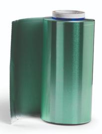 Aluminium Folie - Rol 100 m - Groen