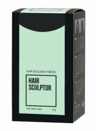 Haaropbouwvezels - Hair Sculptor - Zwart
