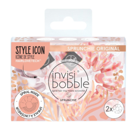 Invisibobble Sprunchie Duo We'll Always Have Panther
