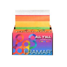 Framar Pop-Up Foil - 12,7 x 28 cm - All Y'all - 500 vel