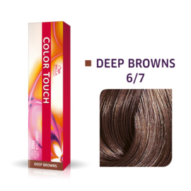 Wella Color Touch - Deep Browns - 6/7 - 60 ml