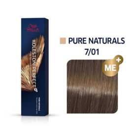 Wella Koleston Perfect ME+ - Pure Naturals - 7/01 - 60 ml