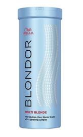Wella Blondor Multi Blonde Powder - 400 gr