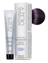 6.Zero Krompure - 6.2 Dark Violet Blonde - 100 ml