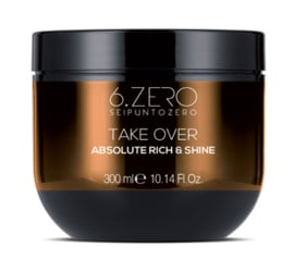 6.Zero Take Over Absolute Rich & Shine - Mask - 300 ml
