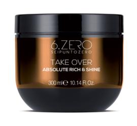 6.Zero Take Over Absolute Rich & Shine - Mask - 300 ml