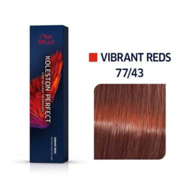 Wella Koleston Perfect ME+ - Vibrant Reds - 77/43 - 60 ml