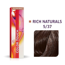 Wella Color Touch - Rich Naturals -  5/37  - 60 ml