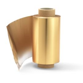 Aluminium Folie - Rol 150 m - Goud