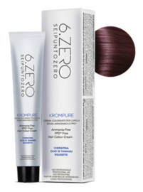 6.Zero Krompure - 5.5 Light Mahogany Brown - 100 ml