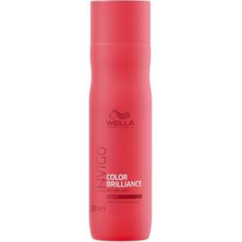 Wella Invigo Color Brilliance - Shampoo - Weerbarstig haar - 250ml