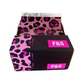 Foils and Stuff Voorgevouwen Folies - 12,5 x 27,9 cm - PinkTrash - 500 vel