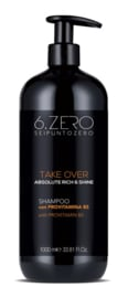 6.Zero Take Over Absolute Rich & Shine - Shampoo - 1.000 ml