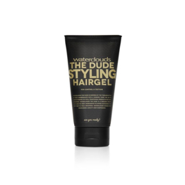 Waterclouds The Dude Styling Hairgel - 150 ml