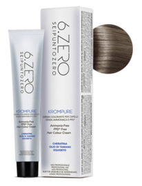 6.Zero Krompure - 7.1 Medium Ash Blonde - 100 ml