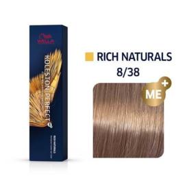 Wella Koleston Perfect ME+ - Rich Naturals - 8/38 - 60 ml