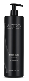 6.Zero Regular Salon Shampoo - 1.000 ml
