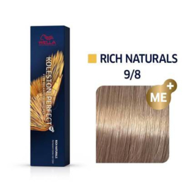 Wella Koleston Perfect ME+ - Rich Naturals - 9/8 - 60 ml