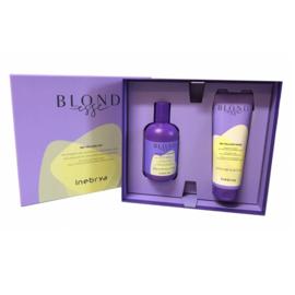 Inebrya Blondesse No Yellow Kit - 2 x 300 ml