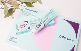 O&M CØR Color kleur kaart