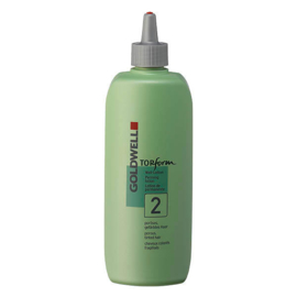 Goldwell Topform 2 - Beschadigd En Gekleurd Haar - 500 ml
