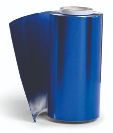 Aluminium Folie - Rol 100 m - Blauw