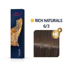 Wella Koleston Perfect ME+ - Rich Naturals - 6/3 - 60 ml