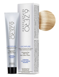 6.Zero Krompure - 10.31 Very Light Ash Golden Platinum Blonde - 100 ml