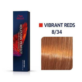 Wella Koleston Perfect ME+ - Vibrant Reds - 8/34 - 60 ml