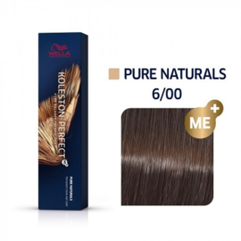 Wella Koleston Perfect ME+ - Pure Naturals - 6/00 - 60 ml