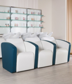 Wash Unit Salon Ambience Sublime - 3 seater