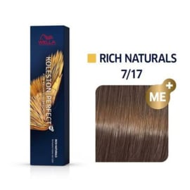 Wella Koleston Perfect ME+ - Rich Naturals - 7/17 - 60 ml