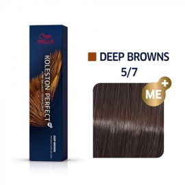 Wella Koleston Perfect ME+ - Deep Browns - 5/7 - 60 ml