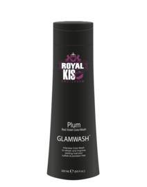 Royal KIS Glamwash Plum (Red Violet) - 250 ml