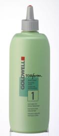 Goldwell Topform 1 - Normaal tot fijn haar - 500 ml
