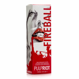 Pulp Riot Semi-permanent Color - Fireball - 118 ml